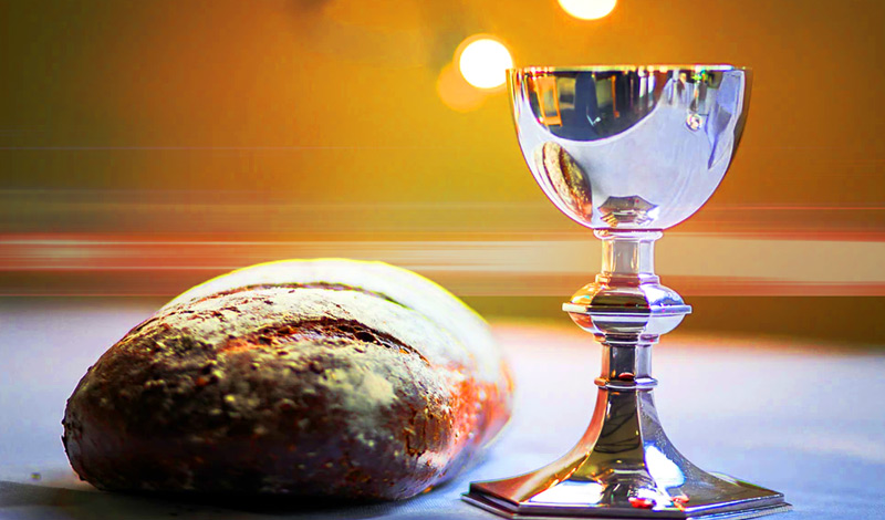 Holy Communion THIS Sunday
