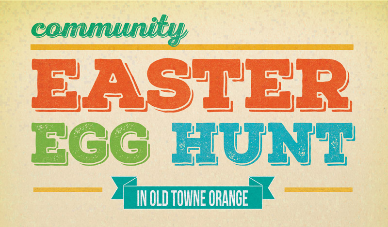 CANCELED: Community Easter Egg Hunt