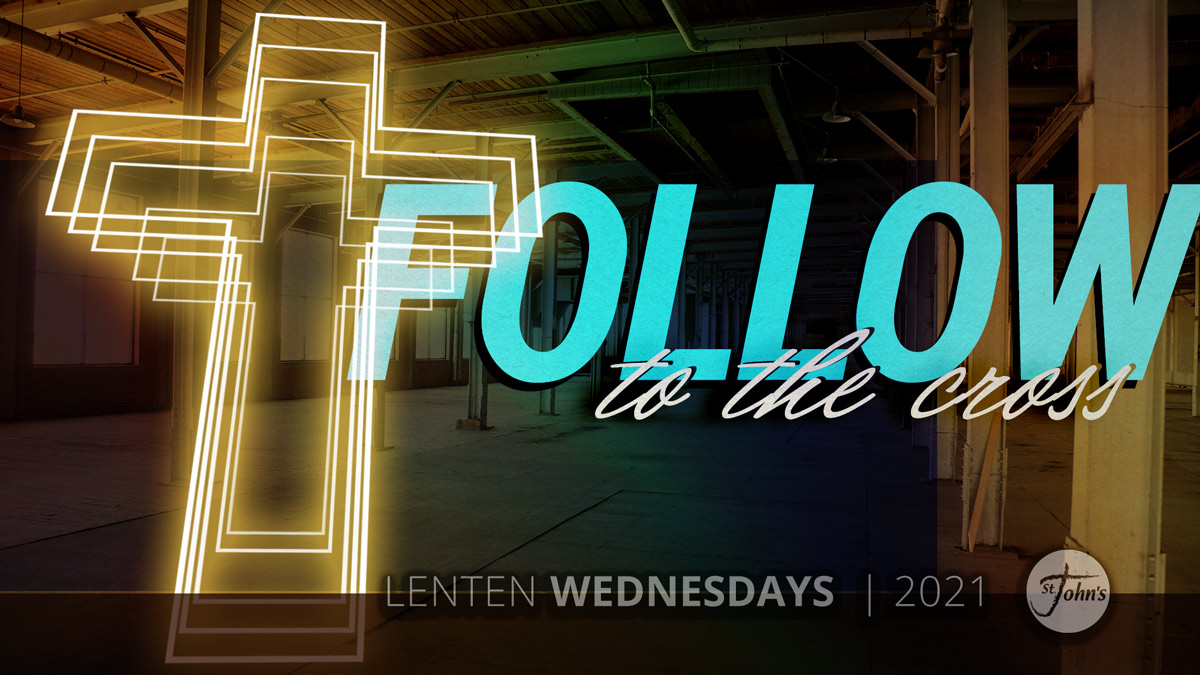 Lenten Wednesday Chapels